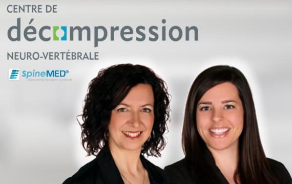 Décompression neurovertébrale à Laval pour hernie discale