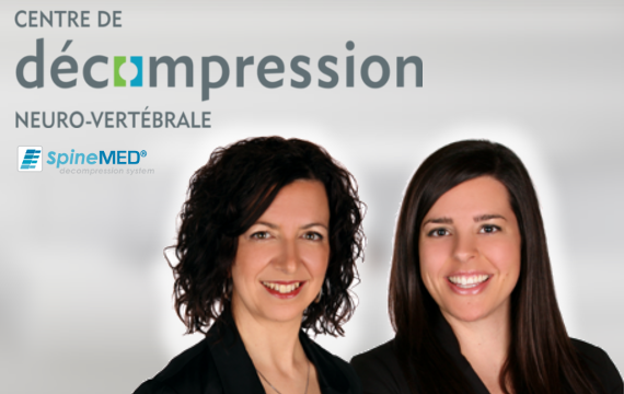 Décompression neurovertébrale à Laval pour la lombalgie